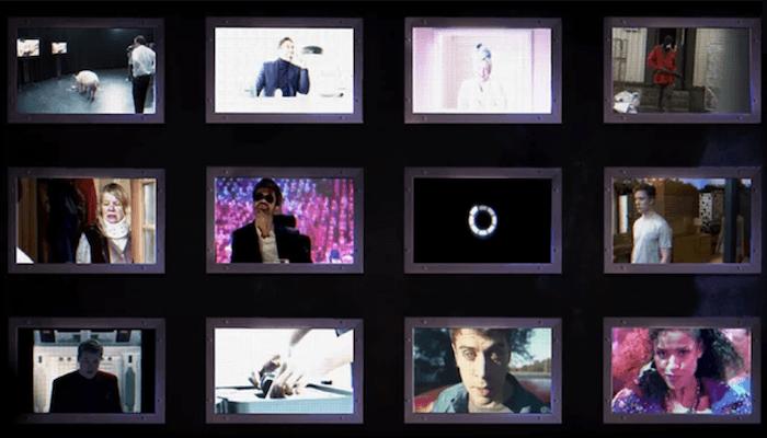Netflix teases mysterious Black Mirror film