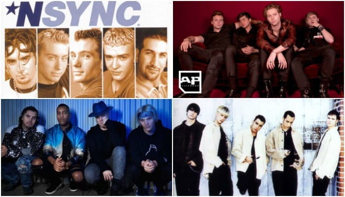 dancing with nsync drop it like its pop