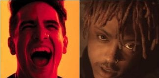 Panic! At The Disco, Brendon Urie, Juice WRLD