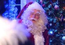 Santa Bryan Cranston