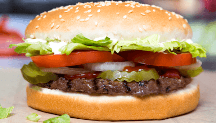 burger king whopper