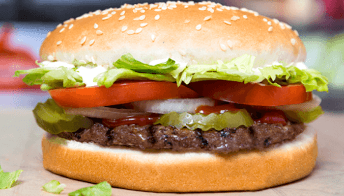 Here's how to buy 1 cent Burger King Whoppers at McDonald's