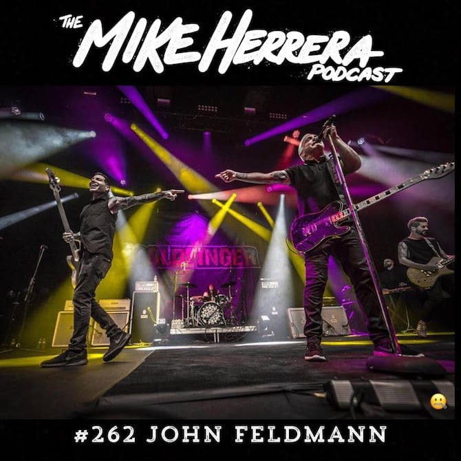 goldfinger mike herrera podcast