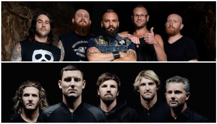 killswitch engage parkway drive 2019 tour