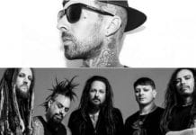 korn and travis barker collab