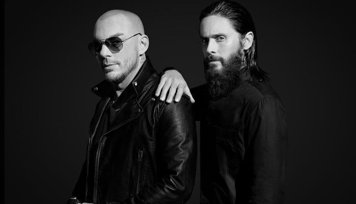 """Jared Leto calls out show security for being """"too agressive"""""""