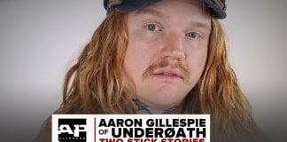 underoath aaron gillespie