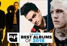 alternative press best albums 2018