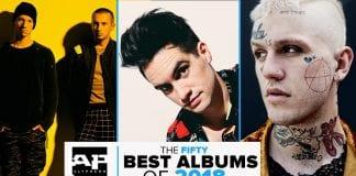 alternative press best albums 2018