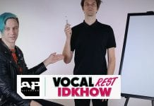 idkhow vocal rest