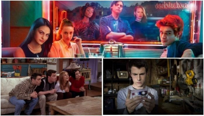 Most binge-watched shows 2018