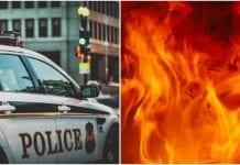 Satan Opp, Alabama Police
