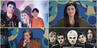 teens react to punk