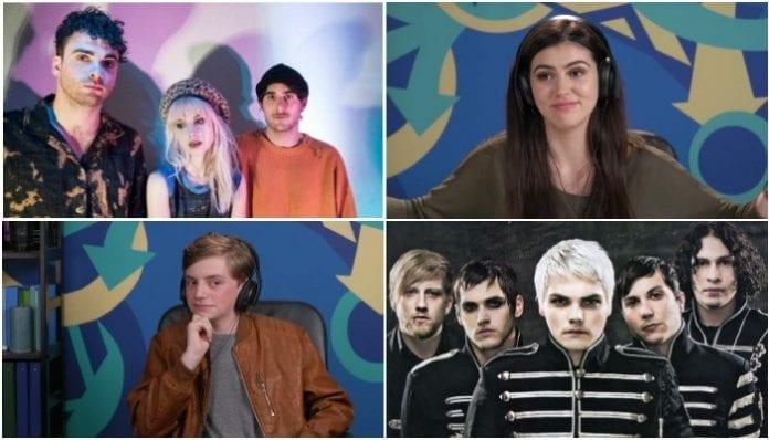 teens react to punk