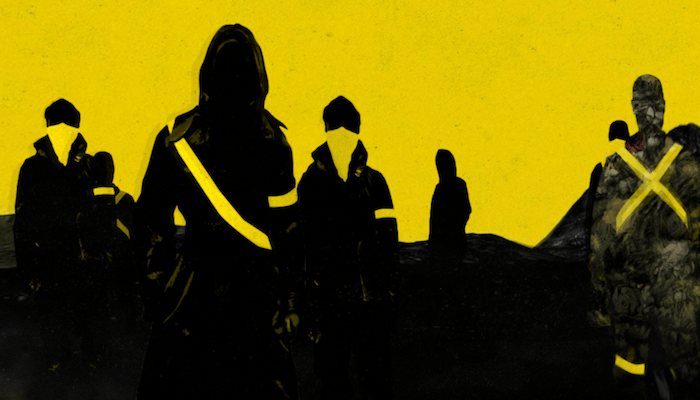 Here's what we learned twenty one pilots' Bandito Immersive Experience