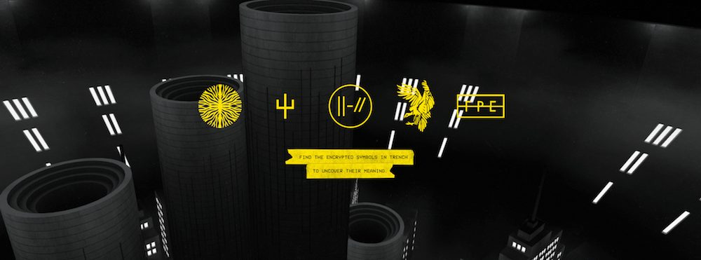 twenty one pilots invite fans to explore DEMA in interactive experience