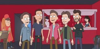 Rick And Morty inspired music video premieres from You Me At Six.