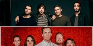 All Time Low, the Maine