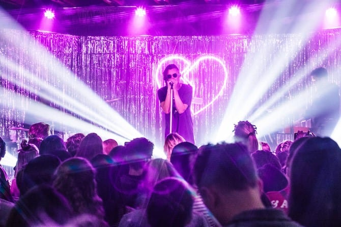 gnash (Jan. 9 – Phoenix, AZ @ Crescent Ballroom)