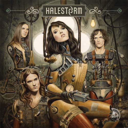 Halestorm – Halestorm – 2009 albums turn 10