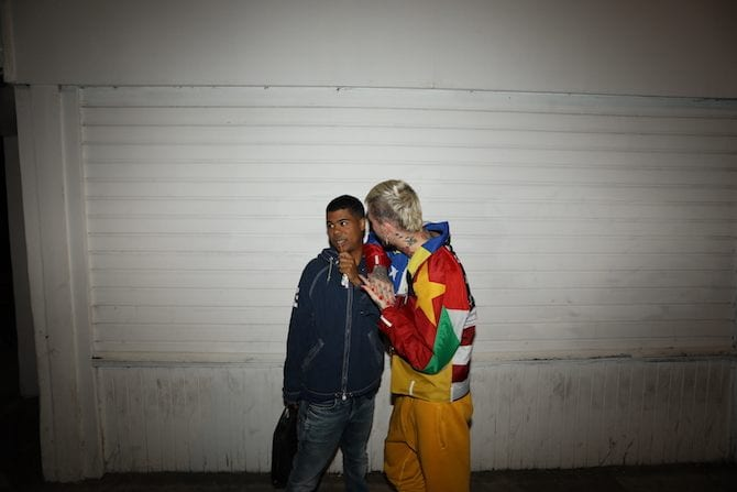 ILoveMakonnen and Lil Peep