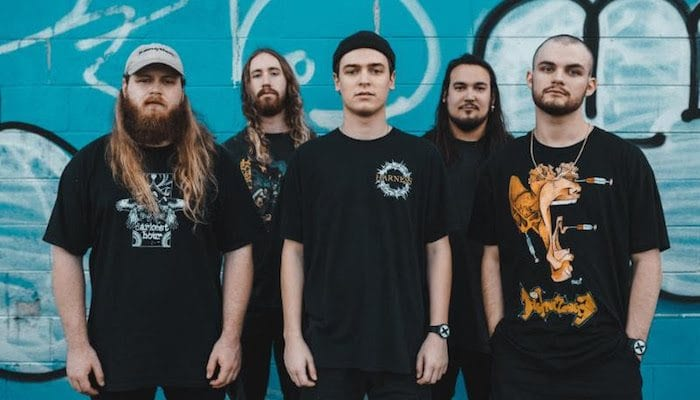 Knocked Loose aren't sad, but they'll leave a bruise with 'A Different Shade Of Blue'