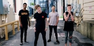 MAKEOUT frontman leaves band