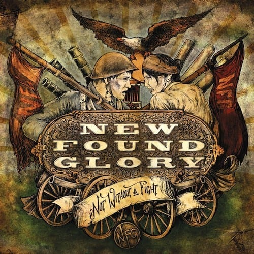 New Found Glory – Not Without A Fight – 2009 albums turn 10