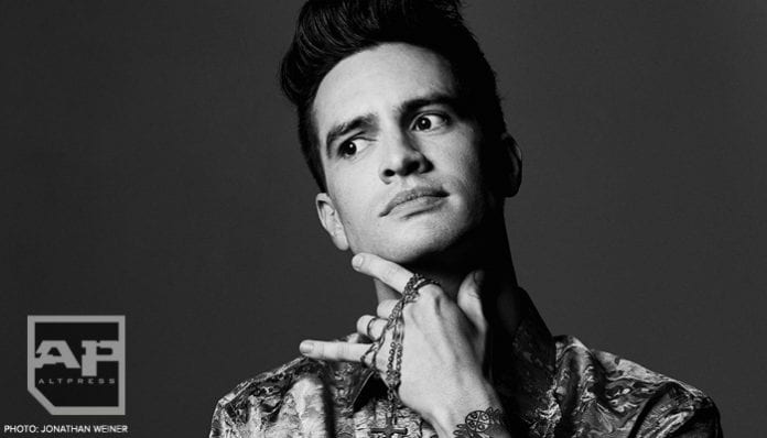 PANIC AT THE DISCO-2018-altpress panic! at the disco