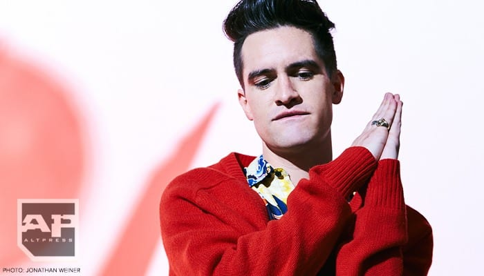 "Panic! At The Disco hit major streaming milestone with ""High Hopes"""