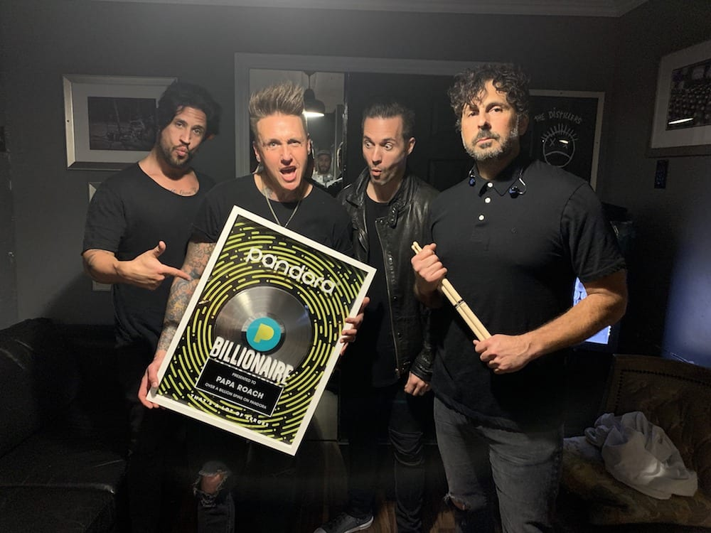 Papa Roach Pandora