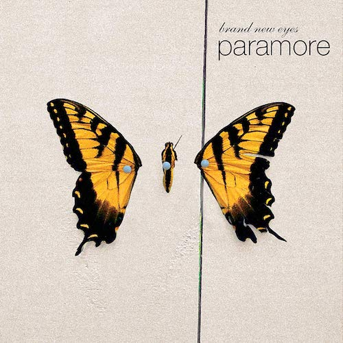 Paramore – Brand New Eyes 2009 – albums turn 10