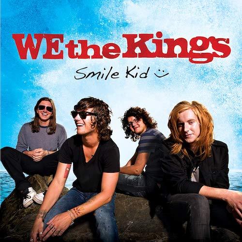 We The Kings – Smile Kid – 2009 albums turn 10