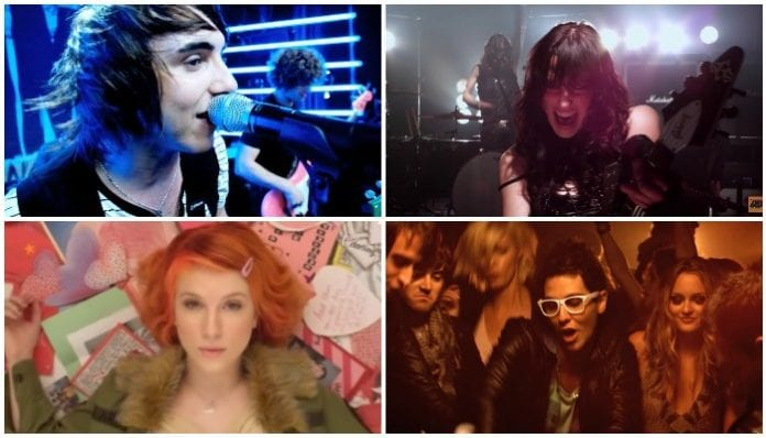 all time low halestorm paramore cobra starship 2009 albums
