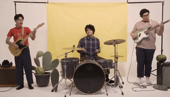"Beach Goons lose their shoes in new ""Hunny Bunnies"" video—watch"