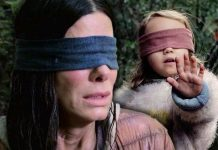 bird box girl sandra bullock