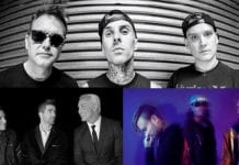 blink-182 goldfinger the used