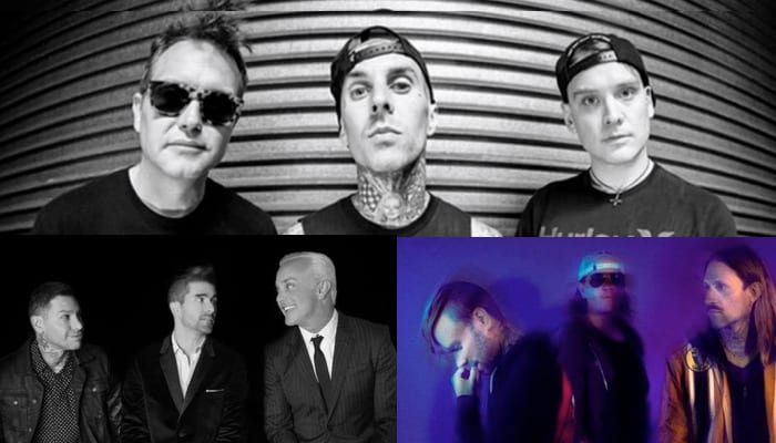 blink-182, Goldfinger, the Used go Back To The Beach this spring