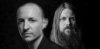 Chester Bennington (Linkin Park) & Mark Morton (Lamb Of God)