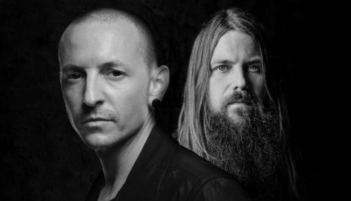 Chester Bennington (Linkin Park) & Mark Morton (Lamb Of God)