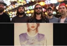Every Time I Die and Taylor Swift