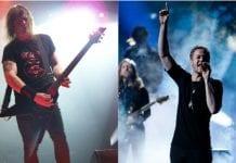 Imagine Dragons & Gary Holt (Slayer, Exodus)