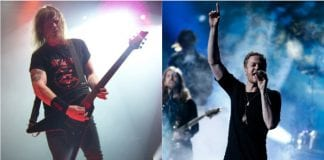 Imagine Dragons & Gary Holt (Slayer, Exodus)