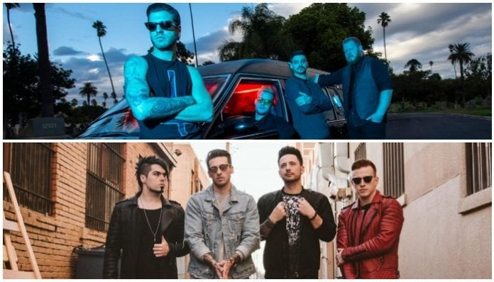 ice nine kills from ashes to new tour