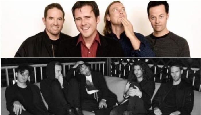 Third Eye Blind, Jimmy Eat World announce Summer Gods tour