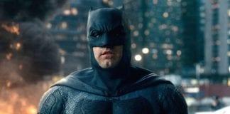 Ben Affleck as Batman in 'Justice League'