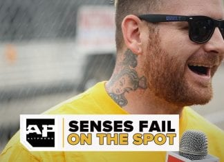 senses fail album title