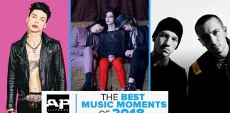 best music moments