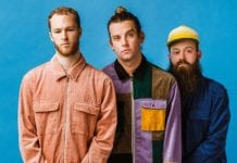 judah and the lion, pep talks
