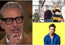 Jeff Goldblum, Bring Me The Horizon, the 1975